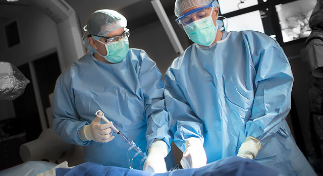 Minimally Invasive Procedures