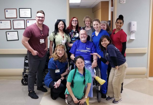 Valley Hospital Recognized as One of the Top 10 Percent of Inpatient Rehabilitation Facilities in the United States