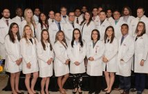 Valley Hospital White coat ceremony