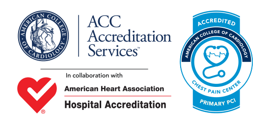 Chest Pain Center And PCI Accreditation