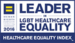 A Leader in LGBT Healthcare Equality