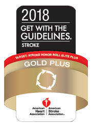 Valley Hospital Stroke Gold Plus Honor Roll elite Plus